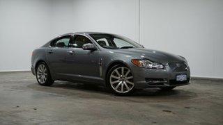 2008 Jaguar XF X250 Premium Luxury Grey 6 Speed Sports Automatic Sedan.