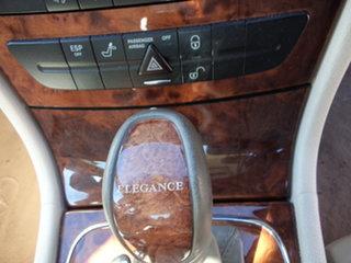 2003 Mercedes-Benz E320 211 Elegance Alexandrite Gold 5 Speed Auto Touchshift Sedan