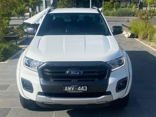 2019 Ford Ranger PX MkIII 2019.75MY Wildtrak White 6 Speed Sports Automatic Double Cab Pick Up