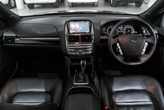 2015 Ford Falcon FG X G6E Turbo Black 6 Speed Sports Automatic Sedan.