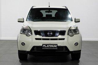 2012 Nissan X-Trail T31 Series V TS White 6 Speed Sports Automatic Wagon.