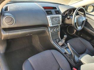 2008 Mazda 6 GH1051 Classic Silver 6 Speed Manual Sedan