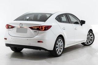 2015 Mazda 3 BM5238 SP25 SKYACTIV-Drive Black 6 Speed Sports Automatic Sedan.