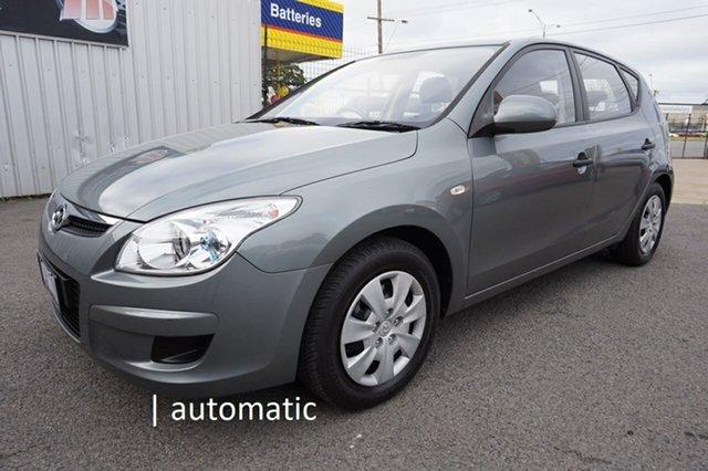 Used Hyundai i30 FD MY10 SX Dandenong, 2010 Hyundai i30 FD MY10 SX Grey 4 Speed Automatic Hatchback