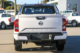 2021 Nissan Navara D23 MY21 ST-X (4x4) Cloth/NO Sunroof Polar White 6 Speed Manual Dual Cab Pick-up.
