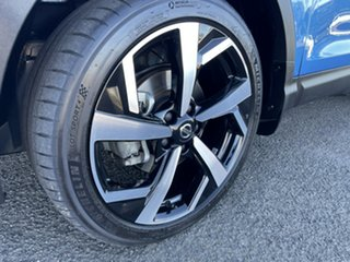 2018 Nissan Qashqai J11 Series 2 Ti X-tronic Blue 1 Speed Constant Variable Wagon.