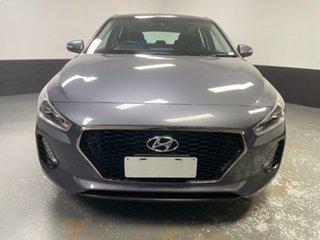 2018 Hyundai i30 PD MY18 Active Grey 6 Speed Sports Automatic Hatchback.