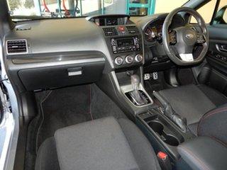2014 Subaru WRX MY15 (AWD) Silver 8 Speed CVT Auto Sequential Sedan.
