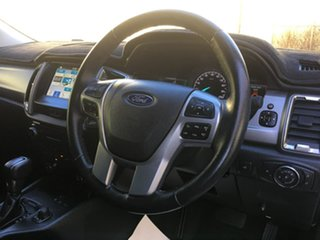 2018 Ford Ranger PX MkIII XLT White Sports Automatic