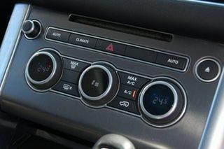 2016 Land Rover Range Rover Sport L494 16.5MY SE Santorini Black 8 Speed Sports Automatic Wagon