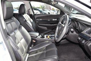 2015 Holden Commodore VF MY15 SS V Redline White 6 Speed Sports Automatic Sedan