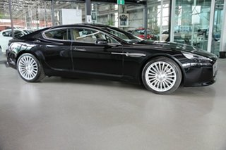 2014 Aston Martin Rapide MY14 S Coupe SA Black 6 Speed Sports Automatic Hatchback