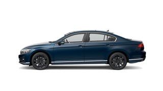 2021 Volkswagen Passat B8 162TSI Elegance Aquamarine Blue Metallic 6 Speed Semi Auto Sedan.