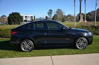 2015 BMW X4 F26 MY15 xDrive 20D Black 8 Speed Automatic Coupe.