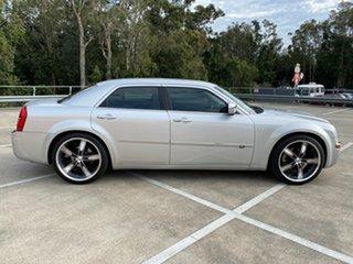 2008 Chrysler 300C LE MY08 CRD Silver 5 Speed Automatic Sedan.