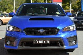 2021 Subaru WRX V1 MY21 Premium AWD WR Blue Mica 6 Speed Manual Sedan