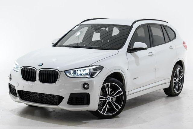 Used BMW X1 F48 xDrive25i Steptronic AWD Berwick, 2018 BMW X1 F48 xDrive25i Steptronic AWD White 8 Speed Sports Automatic Wagon