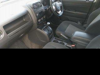 2014 Jeep Patriot MK MY14 Sport (4x2) White 6 Speed Automatic Wagon