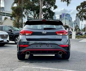 2021 Hyundai i30 Pde.v4 MY22 N Dark Knight 6 Speed Manual Hatchback