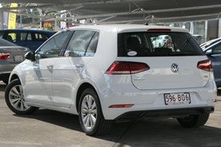 2017 Volkswagen Golf 7.5 MY17 110TSI Trendline Pure White 6 Speed Manual Hatchback.