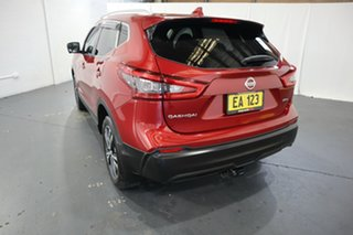 2017 Nissan Qashqai J11 Series 2 ST-L X-tronic Red 1 Speed Constant Variable Wagon
