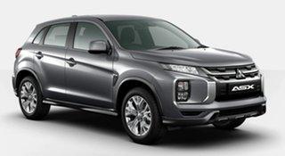 2021 Mitsubishi ASX XD MY21 ES Plus 2WD Grey 1 Speed Constant Variable Wagon