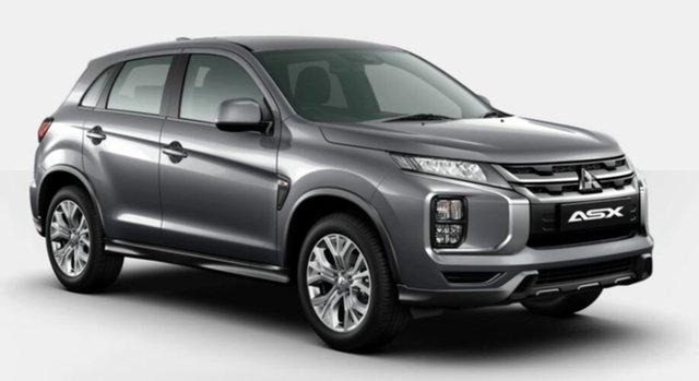 Demo Mitsubishi ASX XD MY21 ES Plus 2WD Atherton, 2021 Mitsubishi ASX XD MY21 ES Plus 2WD Grey 1 Speed Constant Variable Wagon