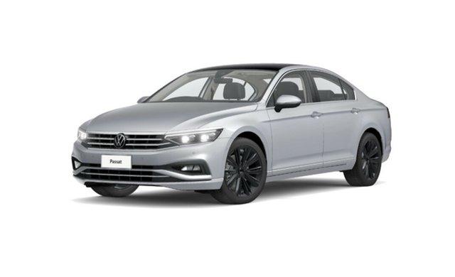 New Volkswagen Passat 3C (B8) MY21 162TSI DSG Elegance Port Melbourne, 2021 Volkswagen Passat 3C (B8) MY21 162TSI DSG Elegance Silver 6 Speed Sports Automatic Dual Clutch