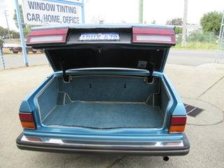 1990 Rolls-Royce Silver Spirit II Blue 3 Speed Automatic Sedan