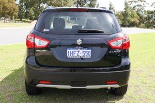 2021 Suzuki S-Cross JY Turbo Cosmic Black 6 Speed Sports Automatic Hatchback.