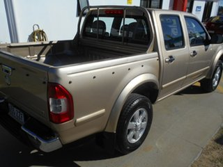 2006 Holden Rodeo RA MY06 LT Crew Cab 4x2 Gold 4 Speed Automatic Utility