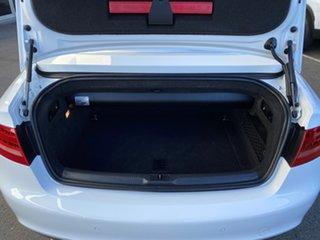 2011 Audi S5 8T 3.0 TFSI Quattro White 7 Speed Auto Direct Shift Cabriolet
