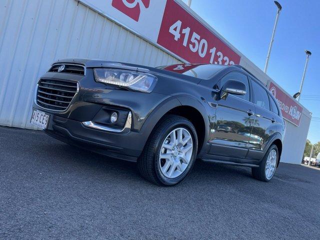 Used Holden Captiva CG MY17 Active 2WD Bundaberg, 2016 Holden Captiva CG MY17 Active 2WD Grey 6 Speed Sports Automatic Wagon