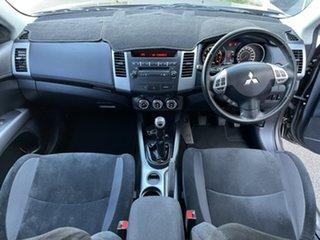 2012 Mitsubishi Outlander ZH MY12 LS 2WD Bronze 5 Speed Manual Wagon.