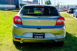 2021 Suzuki Baleno Series II GL Premium Silver 4 Speed Automatic Hatchback