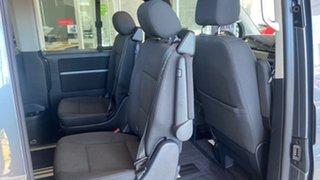 2018 Volkswagen Multivan T6 MY18 TDI340 LWB DSG Comfortline Grey 7 Speed
