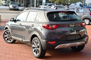 2020 Kia Stonic YB MY21 Sport FWD Perennial Grey 6 Speed Automatic Wagon.