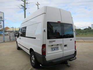 2013 Ford Transit Abalone White 6 Speed Manual Van