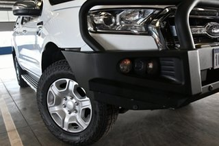 2018 Ford Ranger PX MkII 2018.00MY XLT Double Cab Cool White 6 Speed Sports Automatic Utility.