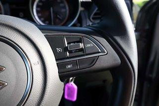 2021 Suzuki Swift AZ Series II GL Navigator Premium Silver 1 Speed Constant Variable Hatchback