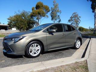 2018 Toyota Corolla Mzea12R SX Oxide Bronze Continuous Variable Hatchback
