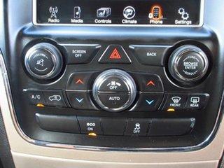 2014 Jeep Grand Cherokee WK MY14 Laredo (4x4) Silver 8 Speed Automatic Wagon