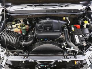 2015 Holden Colorado RG MY16 Z71 (4x4) Grey 6 Speed Automatic Crew Cab Pickup