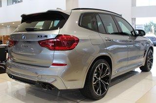 2021 BMW X3 M F97 Competition M Steptronic M xDrive Donington Grey 8 Speed Sports Automatic Wagon.
