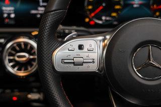 2020 Mercedes-Benz A-Class W177 800+050MY A180 DCT Iridium Silver 7 Speed