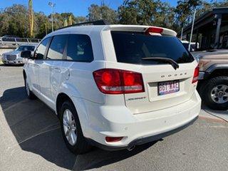2014 Dodge Journey JC MY15 SXT White 6 Speed Automatic Wagon.