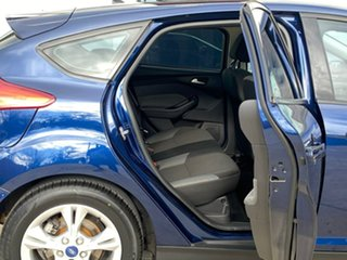 2011 Ford Focus LW Trend PwrShift Blue 6 Speed Sports Automatic Dual Clutch Hatchback