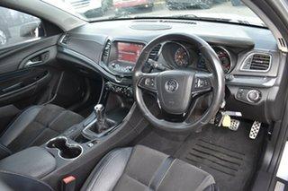 2015 Holden Commodore VF MY15 SV6 Billet Silver 6 Speed Manual Sedan