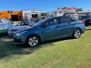 2013 Hyundai i40 VF2 Active Blue 6 Speed Sports Automatic Sedan
