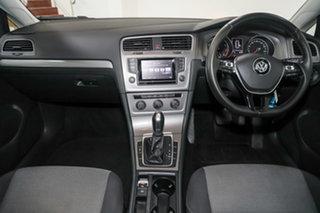 2013 Volkswagen Golf VII 90TSI DSG White 7 Speed Sports Automatic Dual Clutch Hatchback